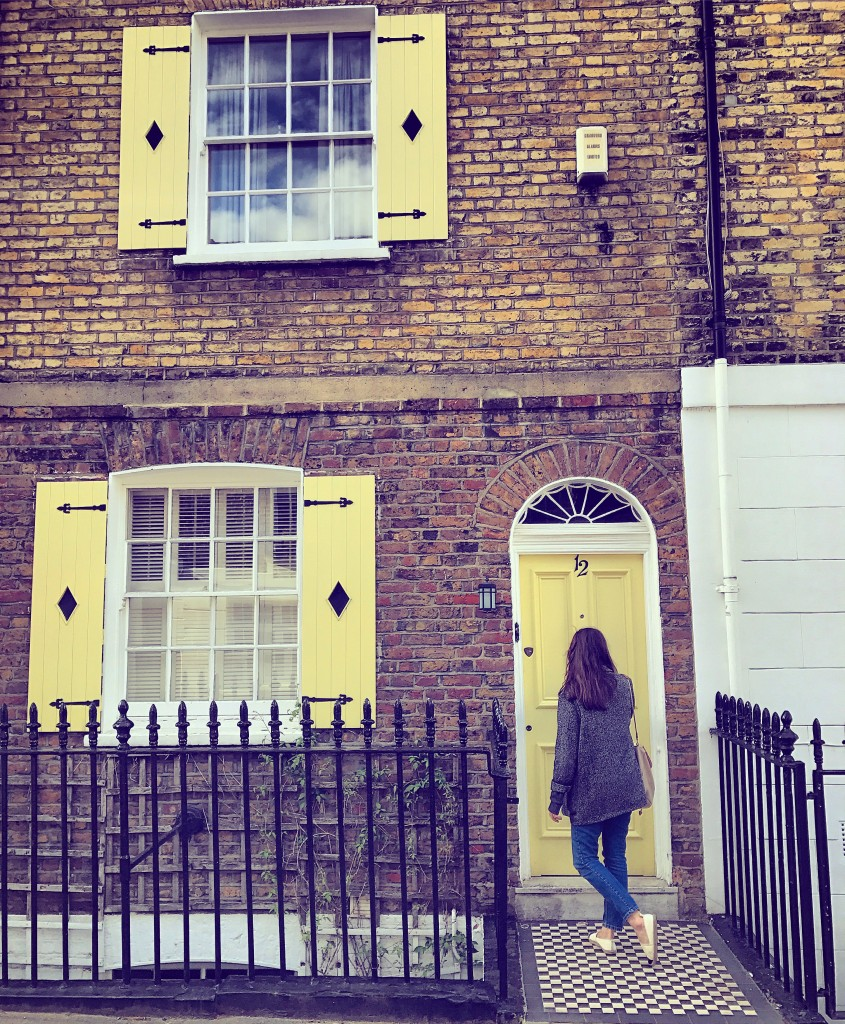 Londres, city guide Notting Hill