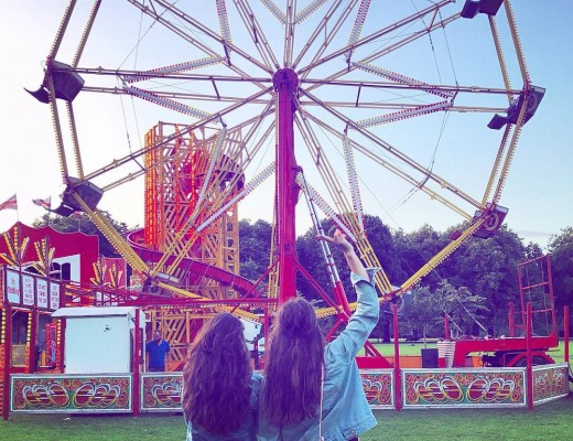 Carrouselles, Londres, Battersea Park